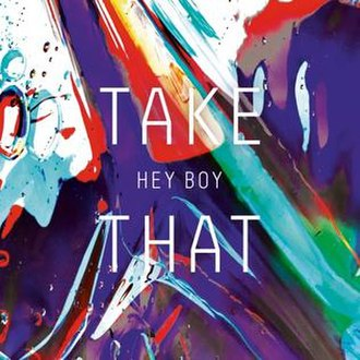 Take That - Hey Boy (studio acapella)