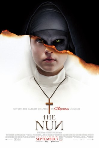 The Nun (2018 film) - Theatrical release poster
