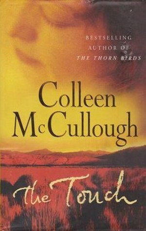 The Touch (McCullough novel) - First UK edition