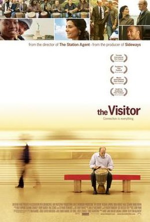 The Visitor (2007 drama film) - Image: The Visitor Poster