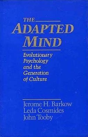 The Adapted Mind - Cover of the first edition