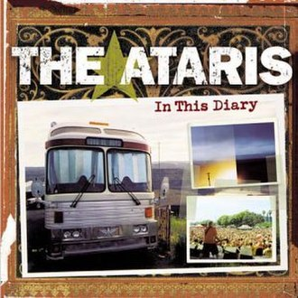 In This Diary - Image: The Ataris In This Diary cover