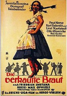 <i>The Bartered Bride</i> (1932 film) 1932 film