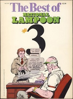 <i>The Best of National Lampoon No. 3</i>