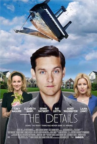 The Details (film) - Theatrical release poster