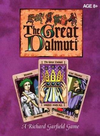 The Great Dalmuti - Image: The Great Dalmuti cover
