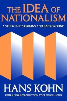 The Idea of Nationalism A Study in Its Origins and Background.jpg