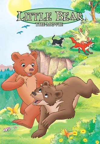 The Little Bear Movie - DVD cover