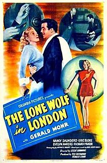 <i>The Lone Wolf in London</i>