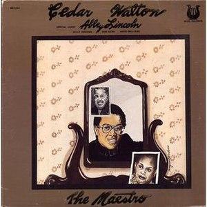 The Maestro (Cedar Walton album) - Image: The Maestro (Cedar Walton album)