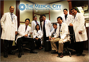The Medicial City Doctors