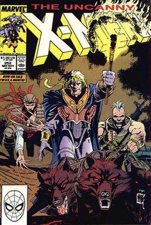 Reavers (comics) - Art by Jim Lee