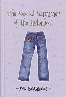 <i>The Second Summer of the Sisterhood</i>