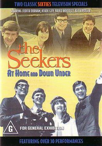 The Seekers - Image: The Seekers dvd