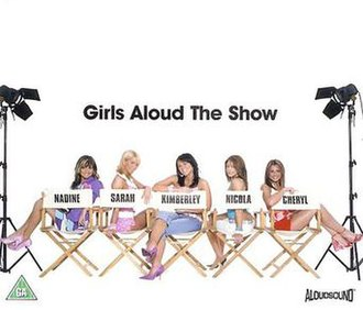 The Show (Girls Aloud song) - Image: The Show (Girls Aloud single) coverart
