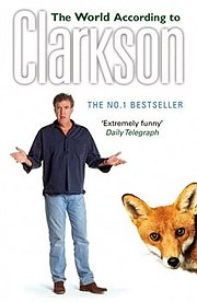 The World According To Clarkson Book cover