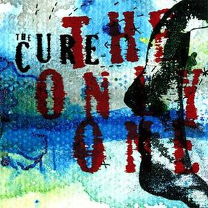 The Only One (The Cure song) - Image: The only one cover