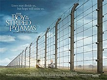 the boy in the striped pyjamas film  the boy in the striped pyjamas theboyposter jpg