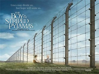 The Boy in the Striped Pyjamas (film) - UK theatrical release poster