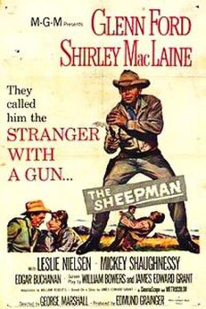 The Sheepman - Film poster