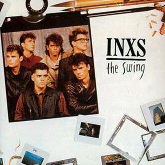 The Swing (INXS album) - Image: Theswing