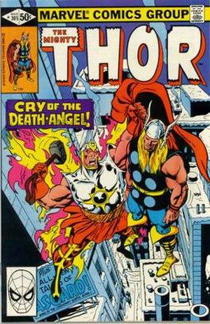 Air-Walker - Image: Thor 305