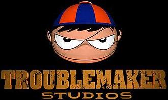 Troublemaker Studios - Image: Troublemaker Studios Pepino logo