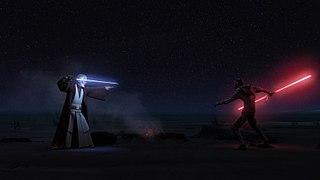 Twin Suns Twentieth episode of the third season of Star Wars Rebels