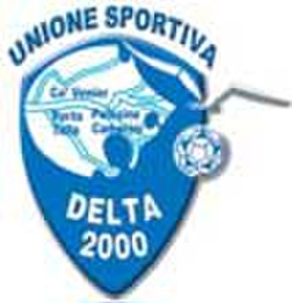 A.C. Delta Calcio Rovigo - Old Delta 2000 logo