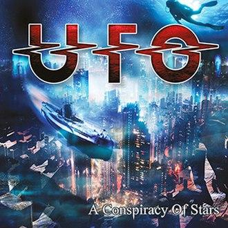 A Conspiracy of Stars - Image: UFO21Album