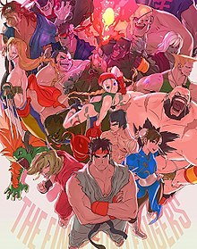 Ultra Street Fighter Ii The Final Challengers Wikipedia