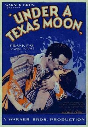 Under a Texas Moon - Film poster