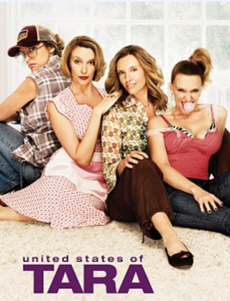 United States of Tara - United States of Tara promotional poster