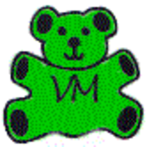 VM (operating system) - Image: VM mascot teddy bear