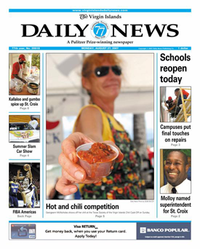 virgin islands dailynews