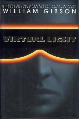 Virtual Light - First US edition