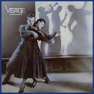 Visage (Visage album) - Image: Visage cover