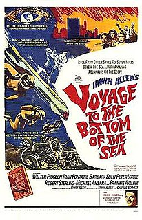 <i>Voyage to the Bottom of the Sea</i> 1961 film by Irwin Allen