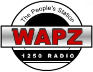 WRBZ - Image: WAPZ AM logo