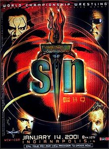 Image result for WCW Sin 2001