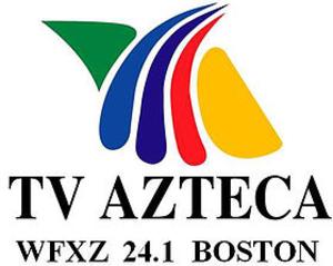 WFXZ-CD - Image: WFXZ Azteca 24