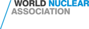 World Nuclear Association - Image: WN Aglossy logo