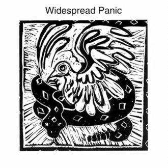 Widespread Panic (album) - Image: WSP WSP Album
