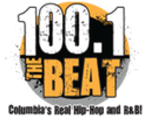 WXBT - Image: WXBT 100.1The Beat logo