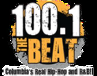 WXBT - Image: WXBT 100.1The Beat logo