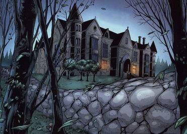 Wayne-Manor-Comics