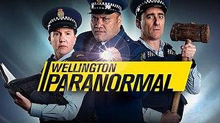 <i>Wellington Paranormal</i> New Zealand mockumentary television series