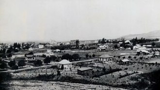 San Gabriel Valley - Whittier, California, late 19th century
