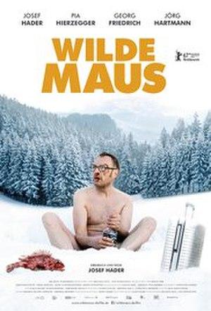 Wild Mouse (film) - Film poster