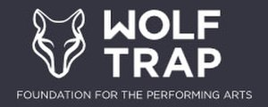 Wolf Trap National Park for the Performing Arts - Foundation Logo